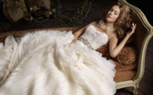 Заказ свадебного платья в Китае