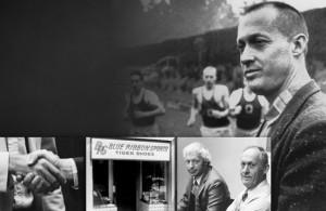 В 1964-м году Фил Найт вместе с тренером Биллом Боуерменом сделали первый шаг, создав небольшую фирму, которая называлась «Blue Ribbon Sports»