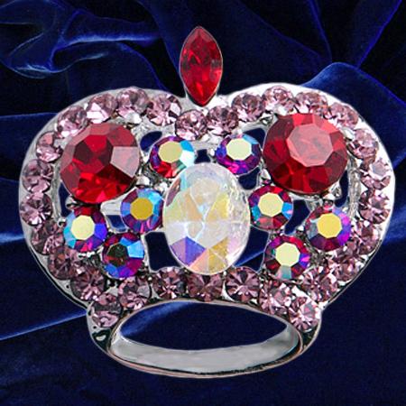 Корона с камни Swarovski Бренд Tesoro by Lana Ferenets