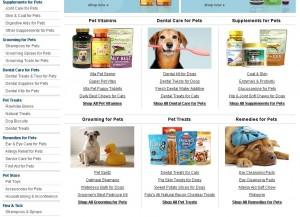 Обзоры интернет магазинов товаров для животных.