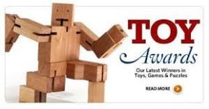 Самые лучшие игрушки 2013 года: в помощь родителям.