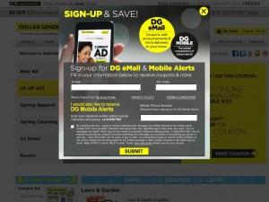 Dollargeneral.com — обзор и отзывы о магазине