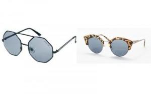 Экстравагантные модели солнцезащитных очков до 100 долларов в интернет-магазинах