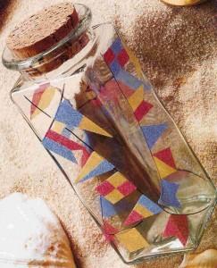 Красота из песка: картины, которые доступны и уникальны