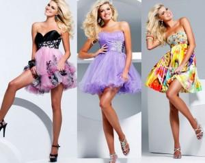 Самые трендовые модели коротких платьев
