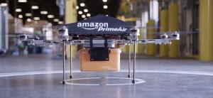 Amazon не смог получить разрешение на доставку с помощью беспилотников