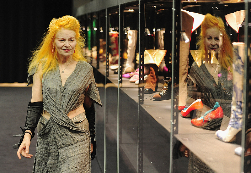 Vivienne Westwood Shoes: An Exhibition 1973-2010
