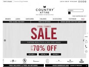 Countryattire.com – обзор и отзывы о магазине