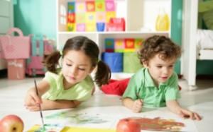 Заграничные онлайн-покупки для ребенка в детский сад