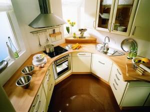 Маленькая кухня: как сэкономить место, не отказываясь от нужных вещей