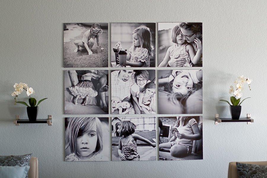 Идеи для семейного фотоколлажа