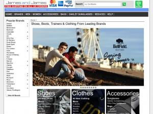 Jamesandjames.com – обзор и отзывы о магазине