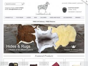 Lambland.co.uk – обзор и отзывы о магазине