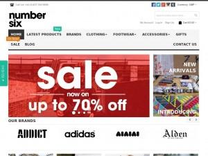 Numbersixlondon.com – обзор и отзывы о магазине