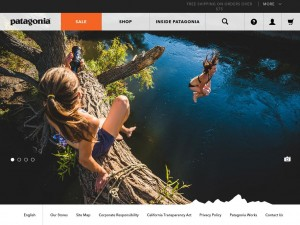 Patagonia.com – обзор и отзывы о магазине