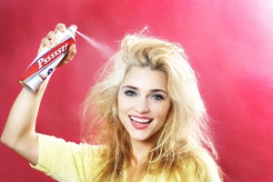Сухой шампунь – красивые и чистые волосы за 5 минут без использования воды и фена
