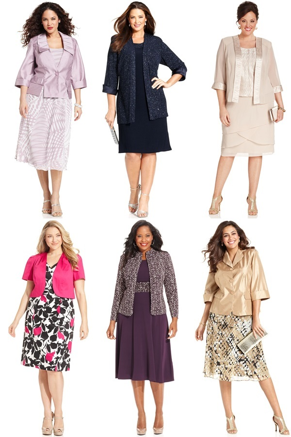 Plus-Size-Wedding-Guest-Dresses-with-Jacket