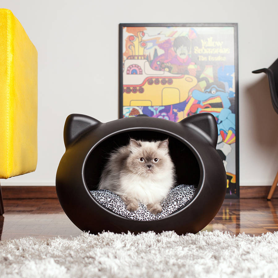 original_cat-cave-bed