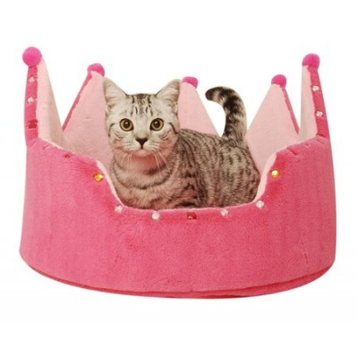 princess-cat-bed